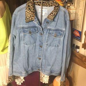 LA Blules denim jacket